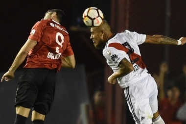 River vs Independiente: formaciones, horario y TV